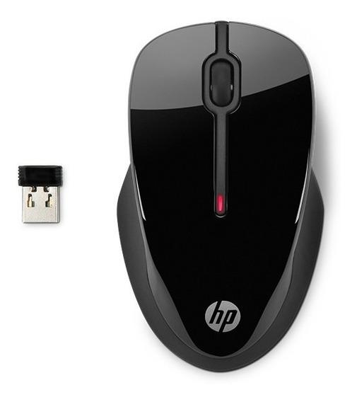 Mouse Hp 250 Wireless 1600 Dpi Sem Fio Preto