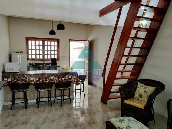 Casa Com 2 Dorms, Praia Da Lagoinha, Ubatuba - R$ 275 Mil, Cod: 1038 - V1038