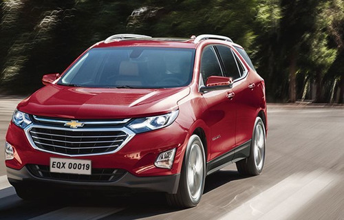 Chevrolet Equinox Premier Awd At 1.5 Turbo Car One Aa