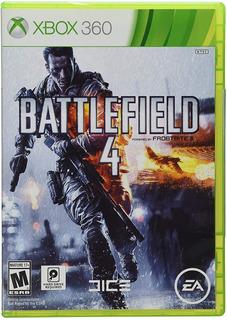 Seminuevo Battlefield 4 Xbox 360
