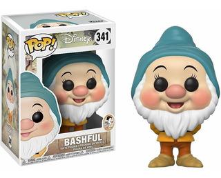 Muñeco Funko Pop Bashfull Disney Enano Blancanieves Rdf1