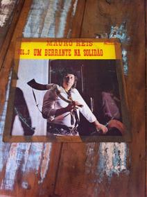 Lp Mauro Reis Vol.3 Um Berrante Na Solidãosolidao