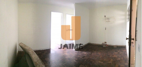 Apartamento Para Venda No Bairro Santa Cecília Em São Paulo - Cod: Ja8199 - Ja8199