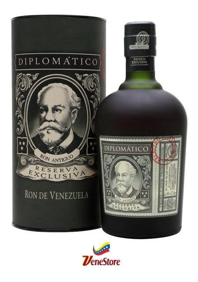 Ron Diplomatico Reserva Exclusiva Lata Venestore Enviogratis