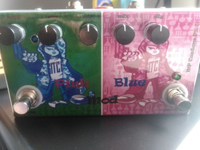Pedal Delay/mod Mp Custom Fx Importado !!!!