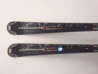 Skis Volkl Superspeed Super Sport 1,82 Mts De Largo