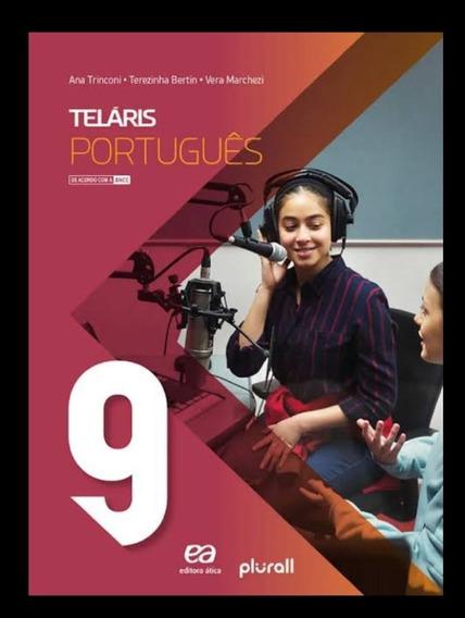 Livro Novo - Proj. Teláris Português 9º Ano- 3ªed.2019(bncc)