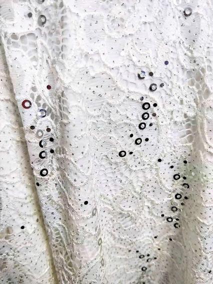 Vestido Importado Fiesta Transparencia Qilaixing