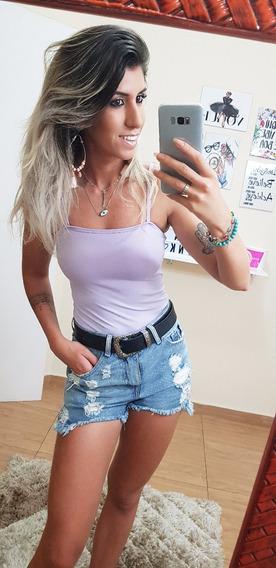 Body Feminino Primavera Verão Blogueiras