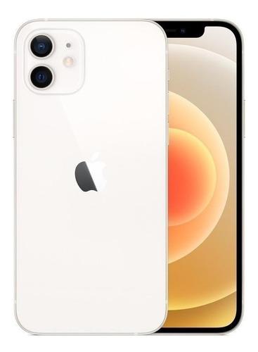 Celular Smartphone Apple iPhone 12 64gb Branco - Dual Chip