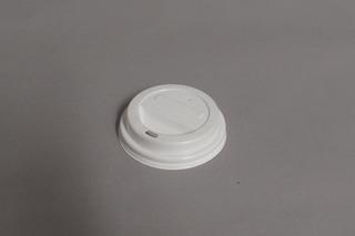 Tapa Para Vasos 8 Oz / 240 Ml (x100u) Caliente - 157t
