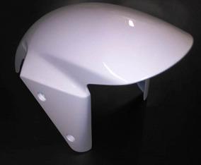 Paralama Dianteiro Kawasaki Z750 09~12 Branco Original-novo