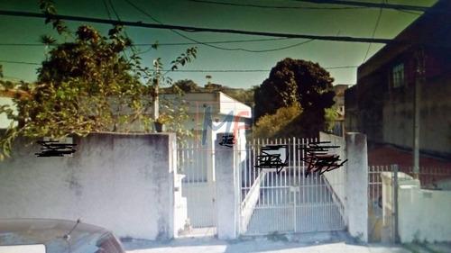 Imagem 1 de 1 de Ref 2486 - Imóvel Com Duas Casas No Mesmo Terreno Fácil Acesso  Cptm Lapa. Muito Bem Localizado. - 2486