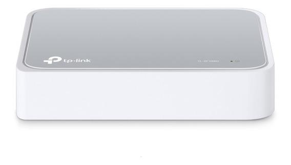 Switch De 5 Puertos 10/100 Tl-sf1005d