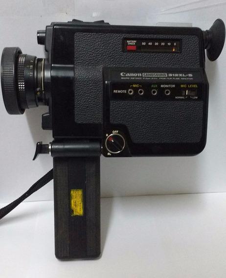 Antiga Filmadora Canon Canosound 312xl-s
