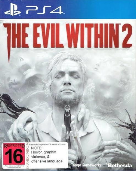 The Evil Within 2 Ps4 -original 2 Aluguel 15 Dias