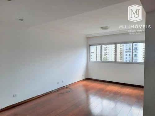 Apartamento Com 2 Dormitórios Para Alugar, 70 M² Por R$ 3.000,00/mês - Moema - São Paulo/sp - Ap0474
