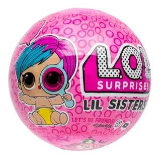 Muñeca L.o.l. Lol Surprise Lil Sister Serie Original