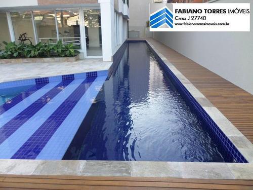 Apartamento Para Venda Em São Caetano Do Sul, Barcelona, 2 Dormitórios, 2 Suítes, 1 Banheiro, 2 Vagas - 1402_2-583473