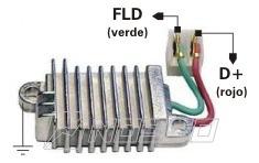 Regulador Alternador Fiat Marelli Inc. S/carb.