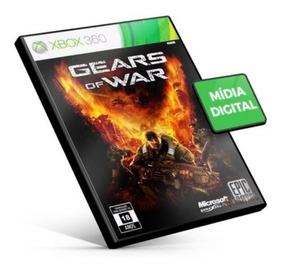 Gears Of War Xbox 360 Código De 25 Dígitos Envio Imediato