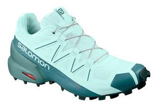 Zapatillas Salomon Mujer Speedcross 5 +regalo S+w