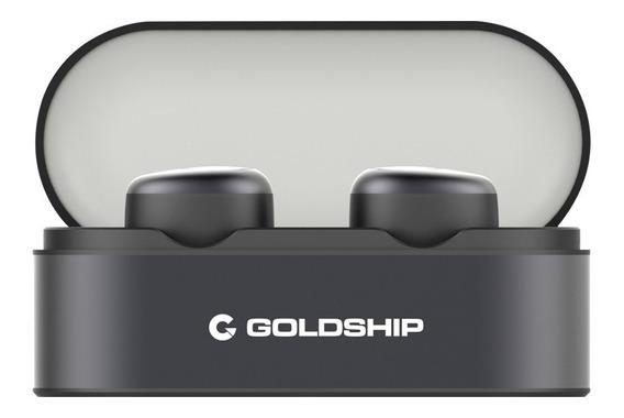 Fone Bluetooth Goldship Titanium-x Earphone Fo-1455