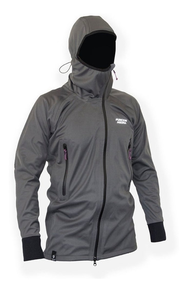 Campera 100% Impermeable Funcion Agora Termosellada