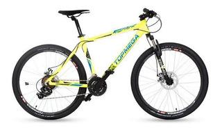 Bicicleta Top Mega Neptune Aluminio 26 Shimano Frenos Disco