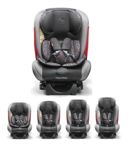 Cadeira Para Auto Com Isofix Fisher-price Vermelha Bb560