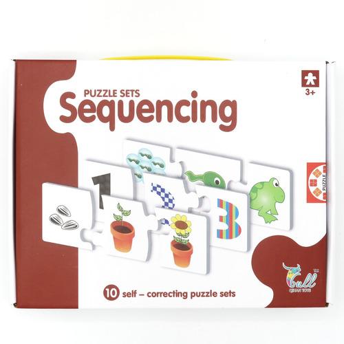 Imagen 1 de 2 de Juego Puzzle De Secuencias