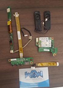 Acer Aspire One: Internet+cabo +placa Auxiliar+ Auto-falante