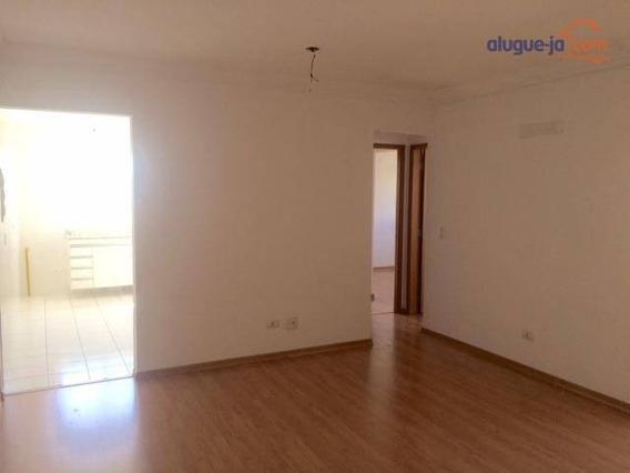 Apartamento Com 2 Dormitórios Para Alugar, 66 M² Por R$ 1.150,00/mês - Parque Industrial - São José Dos Campos/sp - Ap0515