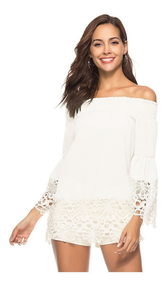 d9a92b87d565 Blusa Gasa - Blusas para Mujer en Mercado Libre Chile
