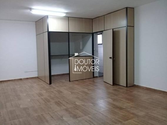 Sala Comercial Em Condomínio Para Locação No Bairro Cidade Patriarca, 58 M - 1604d