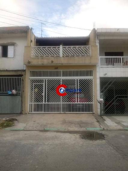 Sobrado Com 3 Dormitórios À Venda, 90 M² Por R$ 400.000 - Parque Piratininga - Itaquaquecetuba/sp - So1998
