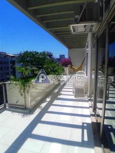 Imagem 1 de 30 de Apartamento À Venda, 4 Quartos, 3 Suítes, 1 Vaga, Flamengo - Rio De Janeiro/rj - 3729