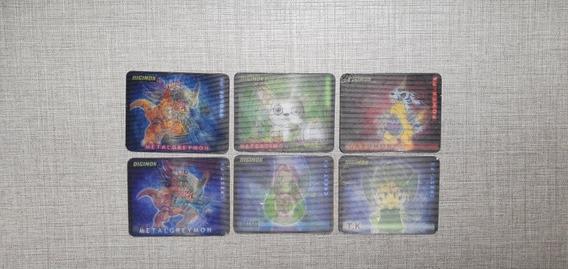 Tazos Digimon