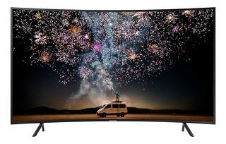 """Smart TV Samsung Series 7 UN49RU7300FXZX LED curvo 4K 49"""""""