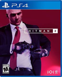 Hitman 2 Para Playstation4 / Ps4 Nuevo Sellado : Bsg