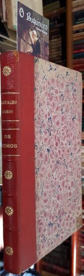 Os Gênios - Manuel L. De Carvalho Ramos - 1ª Edição