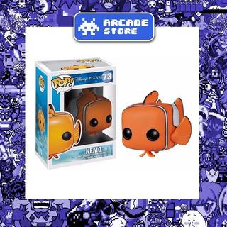 Funko Pop - Disney - Buscando A Nemo - Nemo 73