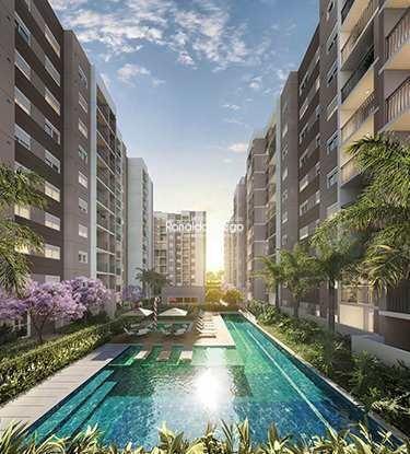 Apartamento Com 3 Dorms, Chácara Santo Antônio (zona Leste), São Paulo - R$ 562 Mil - V3934