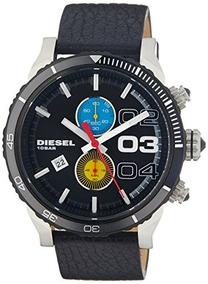 206faabbf0ef Diesel 3 Bar Reloj - Joyas y Relojes en Mercado Libre México