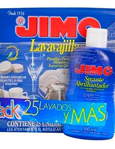 Kit Lavavajillas Pastillas Mas Abrillantador