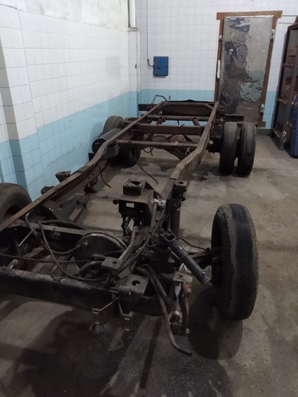 Chasis Camión Agrale