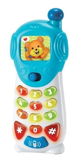 Winfun Telefono Celular Musical Int 0619 By Creciendo