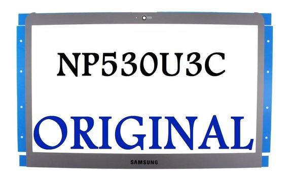 Moldura Ultrabook Samsung Np530u3c Novo Original