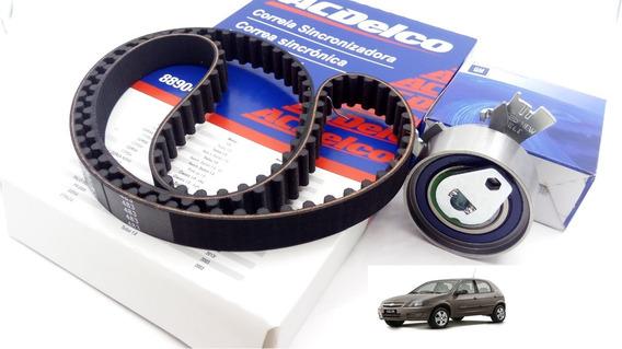 Kit Tensor E Correia Dentada Chevrolet Celta 1.0 8v 2007/16