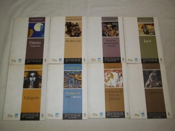 Coleção Goiania Em Prosa E Verso Com 50 Titulos